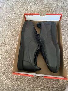 Size 14 Nike Classic Cortez Leather Bnib Missing Lid