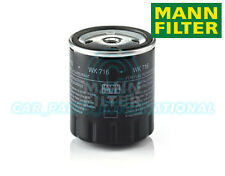 Mann Hummel OE Quality Replacement Fuel Filter WK 716