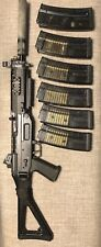 ICS Airsoft AEG  Full Metal Sig 552 SWAT (Swiss Arms Licensed) With Magazines