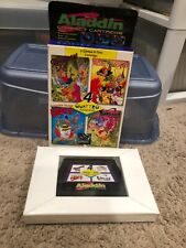 Nintendo NES Quattro Adventure CIB ROBIN HOOD Dizzy Linus SEALED CART RETRO VTG