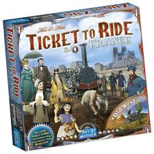 Ticket to Ride Map Collection Volume 6 – France & Old West -