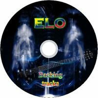 ELO GUITAR BACKING TRACKS CD BEST GREATEST HITS MUSIC PLAY ALONG MP3 ROCK POP