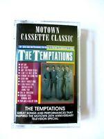 Motown Cassette Classics The Temptations 1983 Motown Records