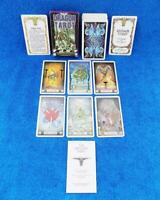 DRAGON TAROT CARDS DECK ESOTERIC ASTROLOGY US GAMES SYSTEMS