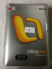 OFFICE  MAC  2004
