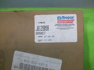 AMC Jeep Mopar NOS Timing Cover Gasket Set J8129098 USA