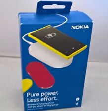 Nokia Wireless Phone charging Plate #DT-900 Black- Wireless QI Charger-