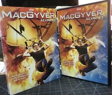 MacGyver Season 1 (2016) includes 5 Disc Dvd Set with Slip Cover