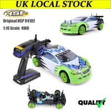 HSP 1/10 4WD 2.4GHz RC Car Nitro Gas Powered Model Off-Road Racing Truck Vehicle