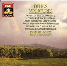 Delius Miniatures (CD, EMI Music Distribution)