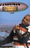 Candyman I Thought U Knew 1993 Cassette Tape Album Hiphop Rap