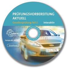 Prüfungsvorbereitung aktuell Kfz Gesellenprüfung Teil 2 interaktiv (2011)