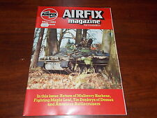 RARE OLD VINTAGE AVIATION MAGAZINE AIRFIX FOR MODELLERS MODEL AIR MAY 1983