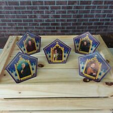Harry Potter ☆☆☆FOUNDING WIZARDS + LOCKHART 5 PACK☆☆☆ Chocolate Frog cards