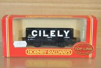 HORNBY R6057 CILELY COLLIERIES CARDIFF MINERAL WAGON 12 MINT BOXED ns