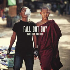 "Fall Out Boy SAVE ROCK AND ROLL Gatefold NEW SEALED RED COLORED VINYL 2 10"" LP"