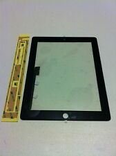 Black Touch Screen Glass Digitizer For iPad 3