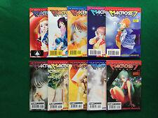 Haruhiko MIKIMOTO - MACROSS 7 TRASH n.1/10 , Ed. Planet Manga (1998) Ottimi !!!