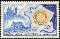 "FRANCE N°1009 ""ROTARY INTERNATIONAL"" NEUF xx TTB"