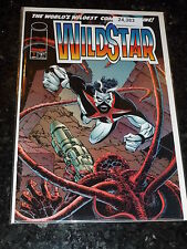 WILDSTAR Comic - No 1 - Date 09/1995 - Image Comic's (Cover 2)