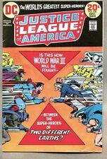 Justice League Of America #108-1973 vg+ JSA Uncle Sam