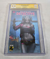 Batman Detective Comics 1000 DC CGC SS 9.9 Jeehyung Lee Signed Trade Variant