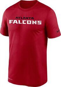 Atlanta Falcons Men's Nike Legend Performance Tee - NWT - FREE SHIPPING!