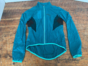 Louis Garneau Women's X-Lite Jacket size medium - color mint - New with tags