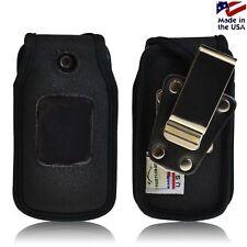 LG Wine II 2 UN430 Turtleback Heavy Duty Nylon Phone Case