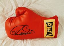 Canelo Alvarez signed Boxing Glove WBO World Champion Mexico *PROOF GGG