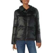 Boundless North Womens Winter Quilted Warm Puffer Coat Outerwear BHFO 6226