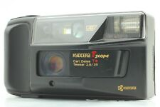 [Exc+++++]  kyocera T scope Yashica T3 Point & Shoot 35mm f2.8 from Japan #0102