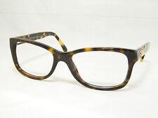 Chanel 3314 1172 Havana Eyeglass Frames Only 52 16 140