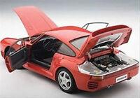 1/18 Autoart - Porsche 959 - Red