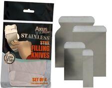 Axus Decor Stainless Steel Flexible Filling Knife Set