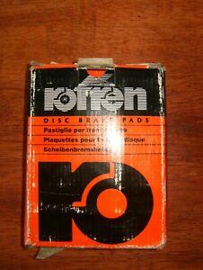 rofren Disc Brake Pad-Original Performance  Set Front   102.02900