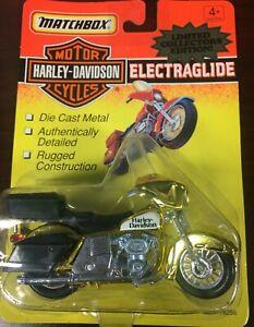 1993 Harley-Davidson Matchbox Electraglide Motorcycle #76256