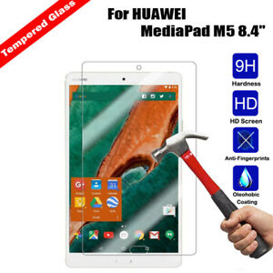 Real Tempered Glass Screen Protector Film For Huawei M5 8.4  M5 10 .8 M5 10 Pro