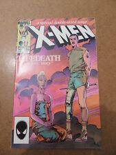 Uncanny X-Men 186 . Barry Smith / Giant Size . Marvel 1984 .VF - minus