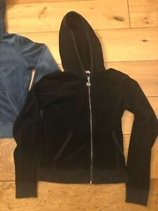 JUICY COUTURE  Hoodie Tracksuit Top size M