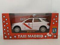 1/43 SIMILAR MERCEDES ML TAXI DE MADRID COCHE ESCALA SCALE CAR DIECAST 1/42