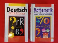 Buch Schulbücher Mathematik & Deutsch 2 Bücher im Set - Pawlak Verlag -