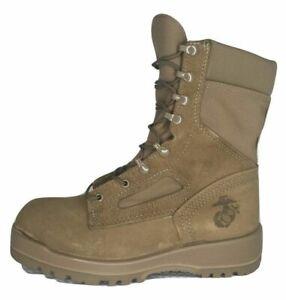 NEW Bates 85506 Men's USMC GORE-TEX Temperate Weather Waterproof Boot, SIZE 12-R