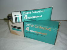 NOS DOW CORNING 4 COMPOUND SILICONE ELECTRICAL INSULATION HEAT SINK NOS