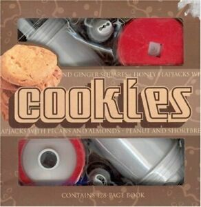 Cookies by Top, That- Book and All the Tools to Make FUN Cookies!!