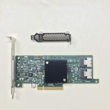 LSI MegaRAID SAS2308-8I 9217-8I 8-Port External 6Gb/s SAS/SATA RAID Card