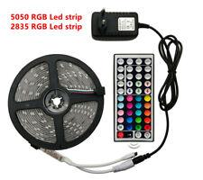 Rgb 5050 Smd 2835 Led Fita De Luz Flexível Fita Rgb Listra 5M 10M 15M Kit De Fita