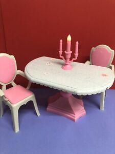 Barbie Tisch in Barbie Möbel & Gebäude günstig kaufen   eBay