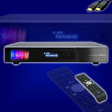 VU+ Plus Duo2 2 x DVB-S2 HDTV Linux Receiver 1000 GB 1 TB HDD + WLAN + HDMI