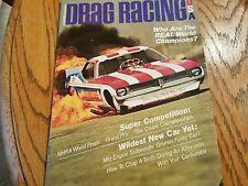 Drag Racing Magazine Feb 73 Chi Town Hustler